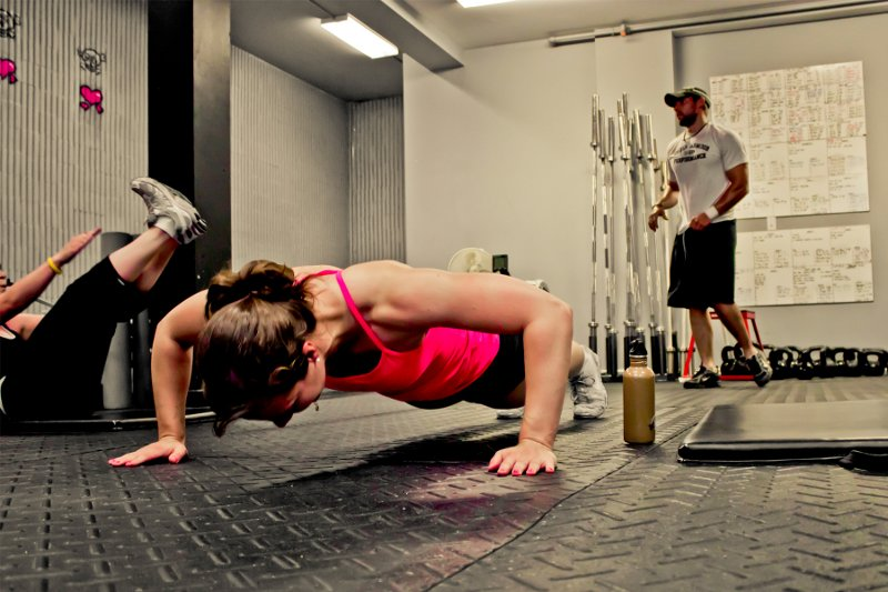 25 rutinas CrossFit para principantes