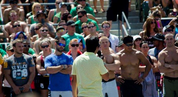 Más controles contra el dopaje en los CrossFit Games 2014