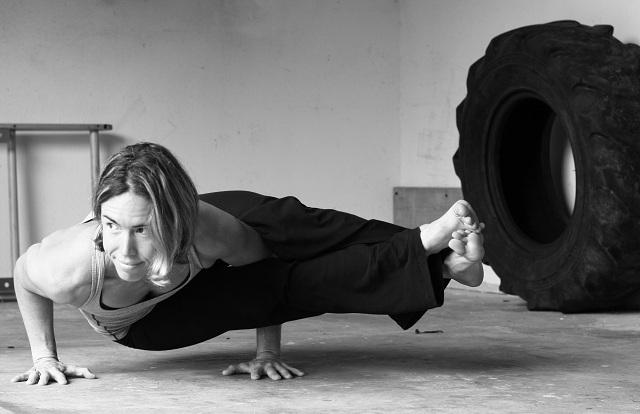 El CrossFit y el Yoga