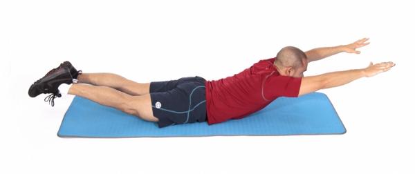 Extensiones lumbares y planchas lumbares