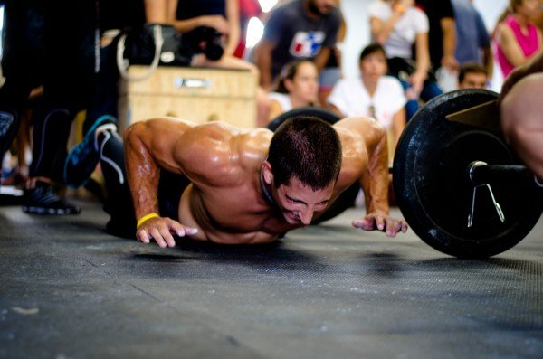 Burpees CrossFit