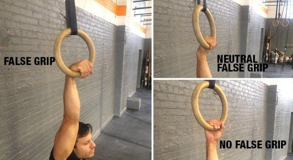 False Grip o Agarre falso en Muscle-Up: ¿Usarlo o no?