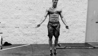 Dobles de comba en el CrossFit