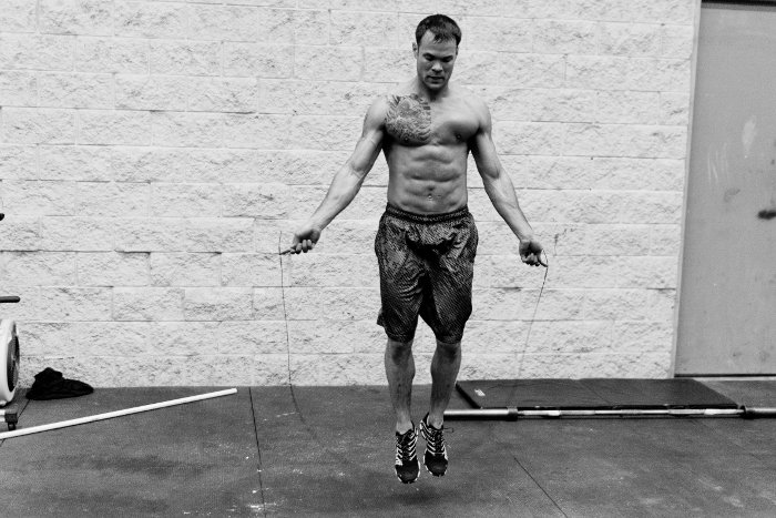 Dobles de comba en CrossFit