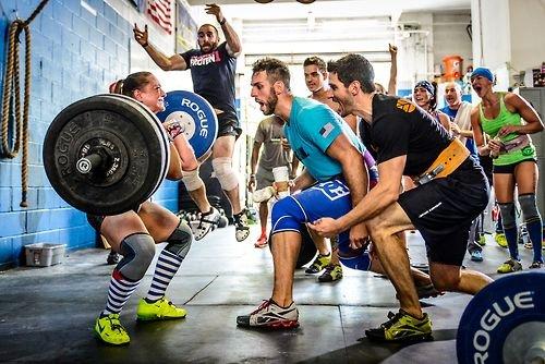 WOD por equipos CrossFit