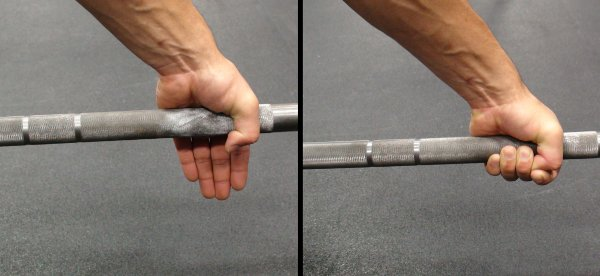 Hook Grip o Agarre Gancho - Cómo hacerlo