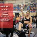 CrossFit Games Open 15.5