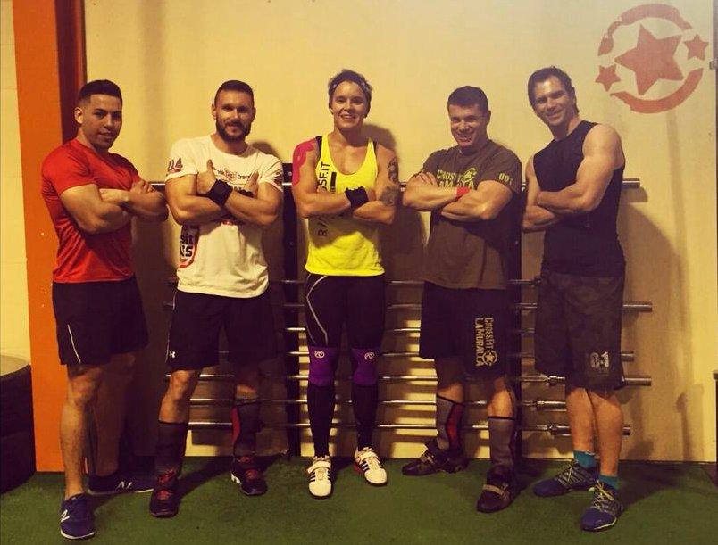Equipo de CrossFit La Muralla