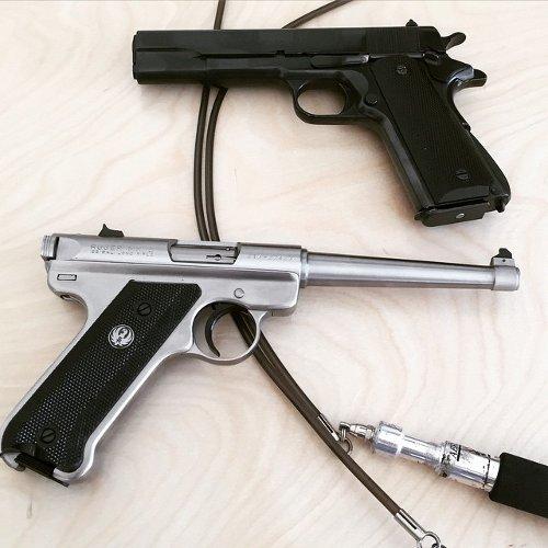 Dobles de comba y pistols