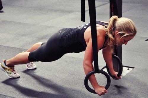 Handstand push ups beneficios