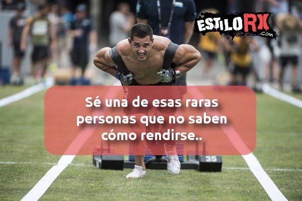 El aspecto psicológico en el CrossFit. La motivación