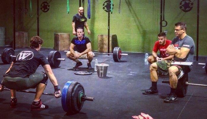 Cuando ves crecer a un Atleta de los tuyos, capaz de dominar varias disciplinas con maestría, has cobrado a final de mes