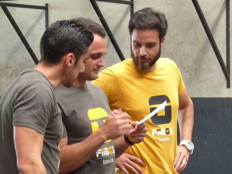 Constancia y…control de los resultados en CrossFit