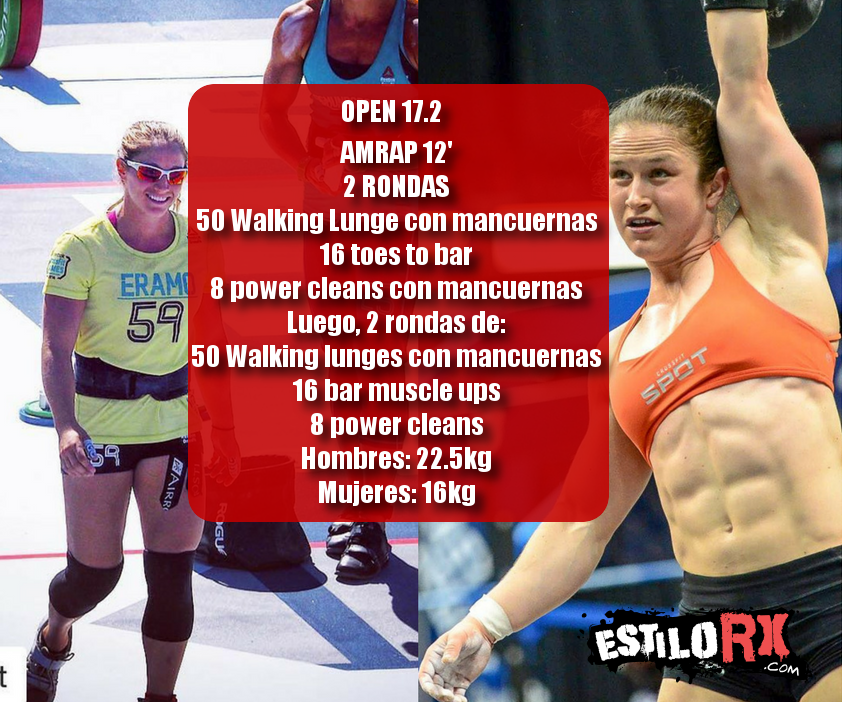 Open 17.2 CrossFit Games